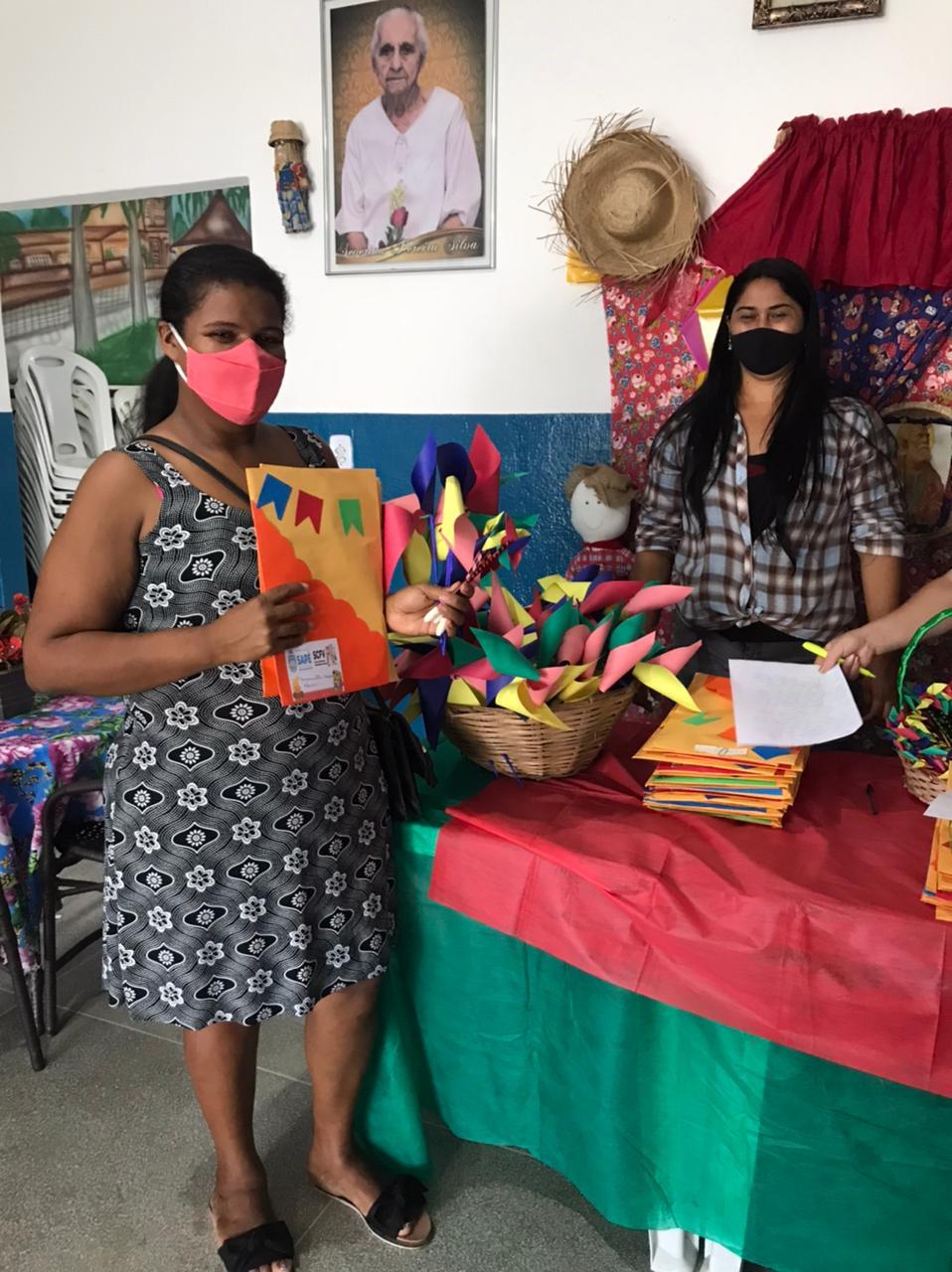 Serviço de Convivência e Fortalecimento de Vínculo realiza atividades com foco no Combate ao Trabalho Infantil