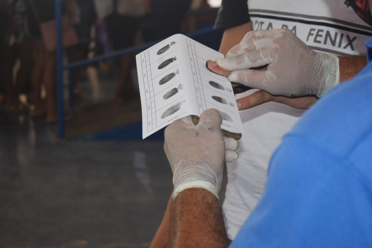Primeiro dia: Programa Cidadão emite 250 documentos gratuitos para população de Sapé